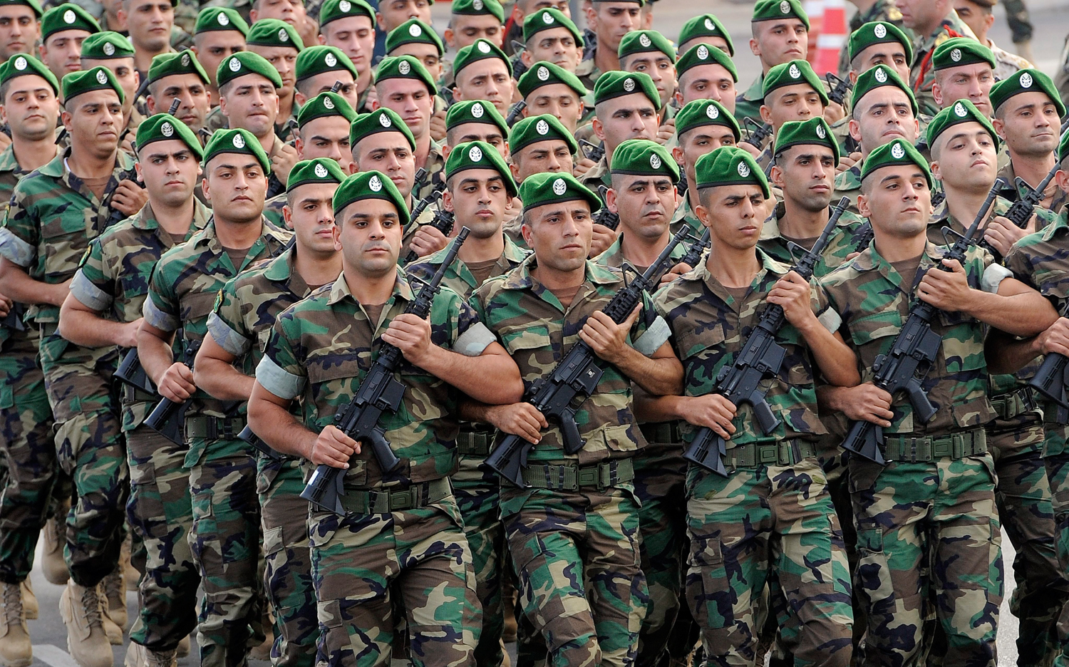 BEIRUT, LEBANON) — Lebanon celebrated Army Day on Friday with ... Heartbreak Images For Facebook