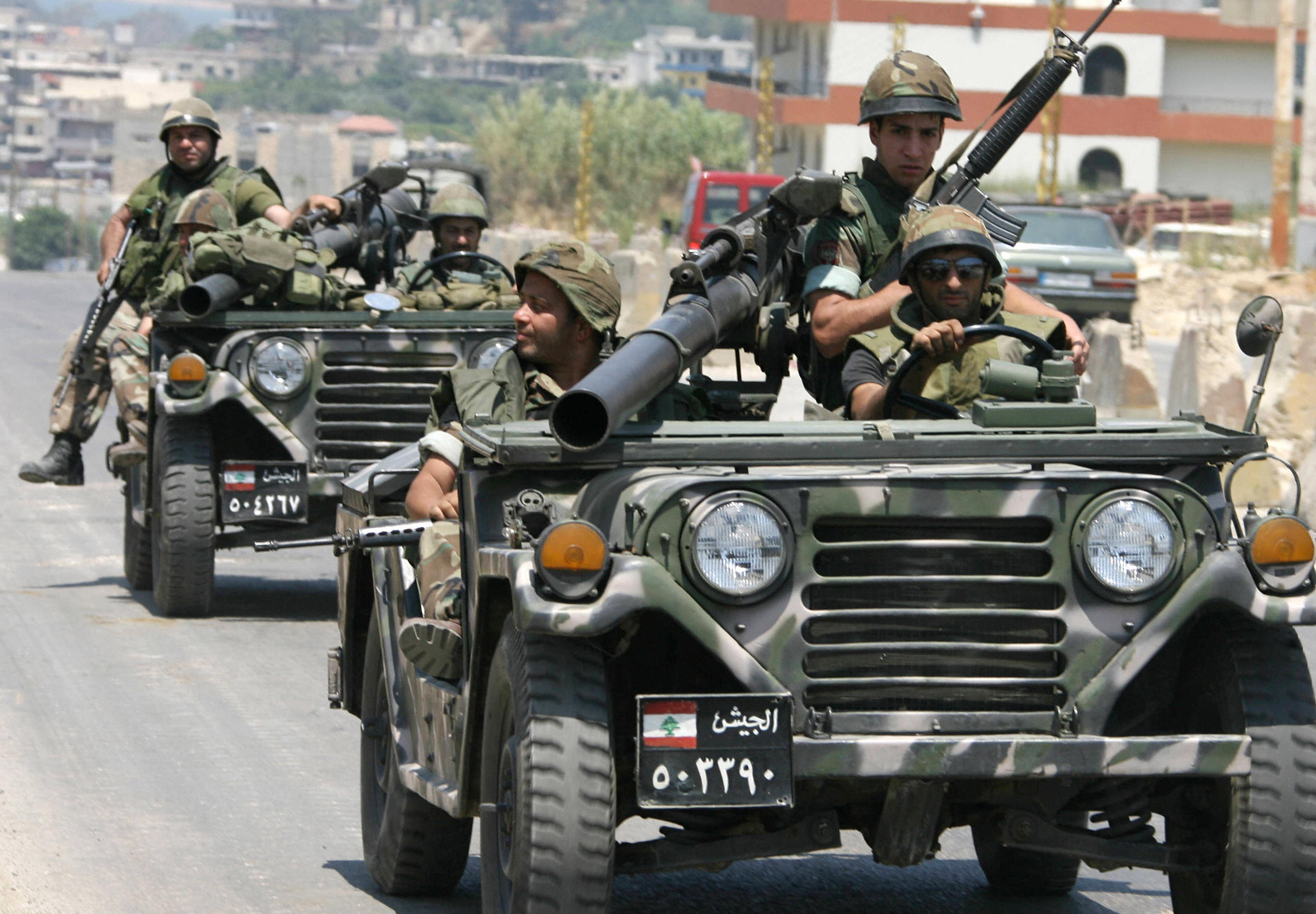 Lebanon (IN) United States  City pictures : United States to deliver aid to Lebanese army