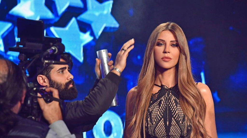 carla haddad lebanese television star exclusive interview