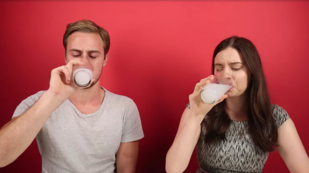people try arak for first time buzzfeed
