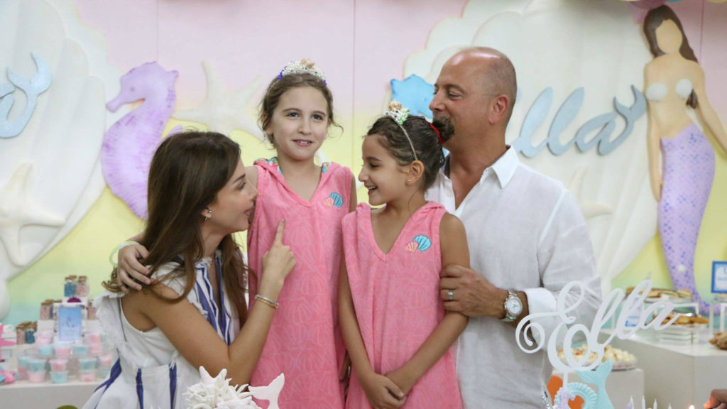nancy ajram children birthday party lebanon 1