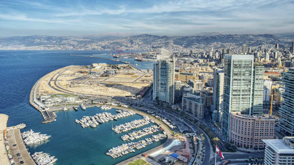 Beirut was named in the world's top 15 cities. (Travel + Leisure magazine)