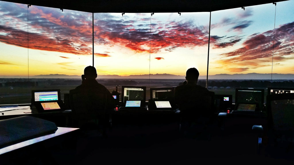 Beirut's airport will receive simulation technology from New Zealand. (Airways New Zealand)