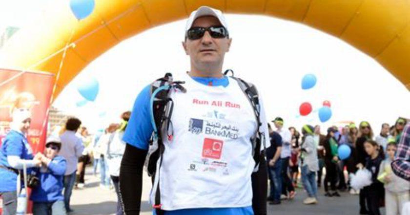 9fd614510dc7 Lebanese Desert Runner in one-man race to overcome autism
