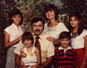 Paula-Faris-Family