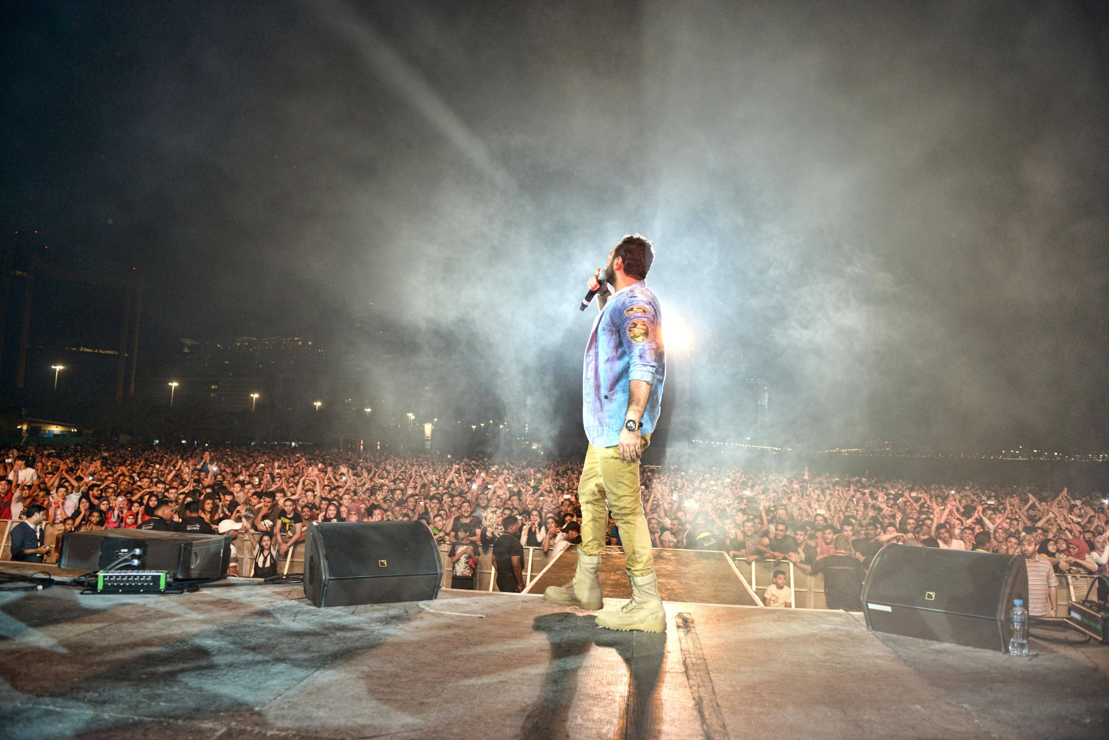 Egyptian singer cancels Beirut concert