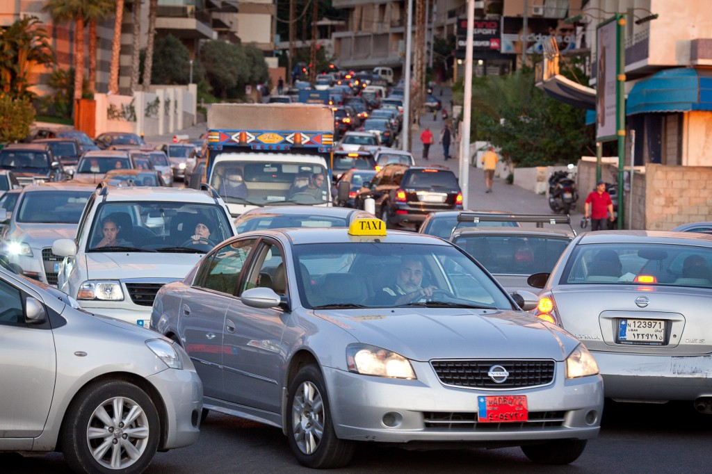 traffic-in-lebanon