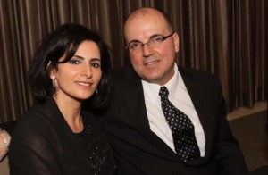 PHOTO: Dr. Farid Fata's wife has fled to Lebanon with her three children.