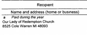 PHOTO: Emails released by the FBI say Fata wanted to use money from the foundation he used to donate to church, to buy a $3M property in Lebanon.