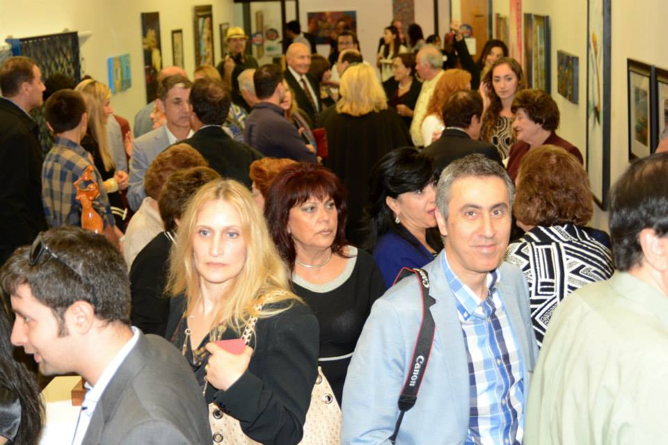 2013 Beyond Borders Art Exhibition - 1
