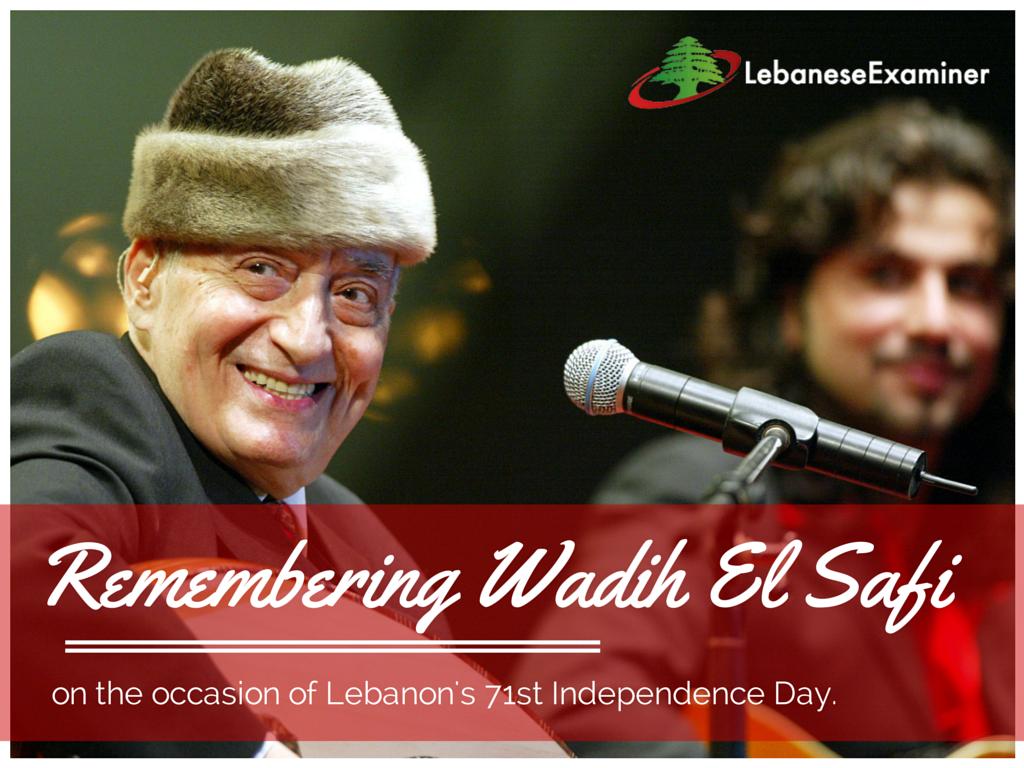 Remembering Wadih El Safi