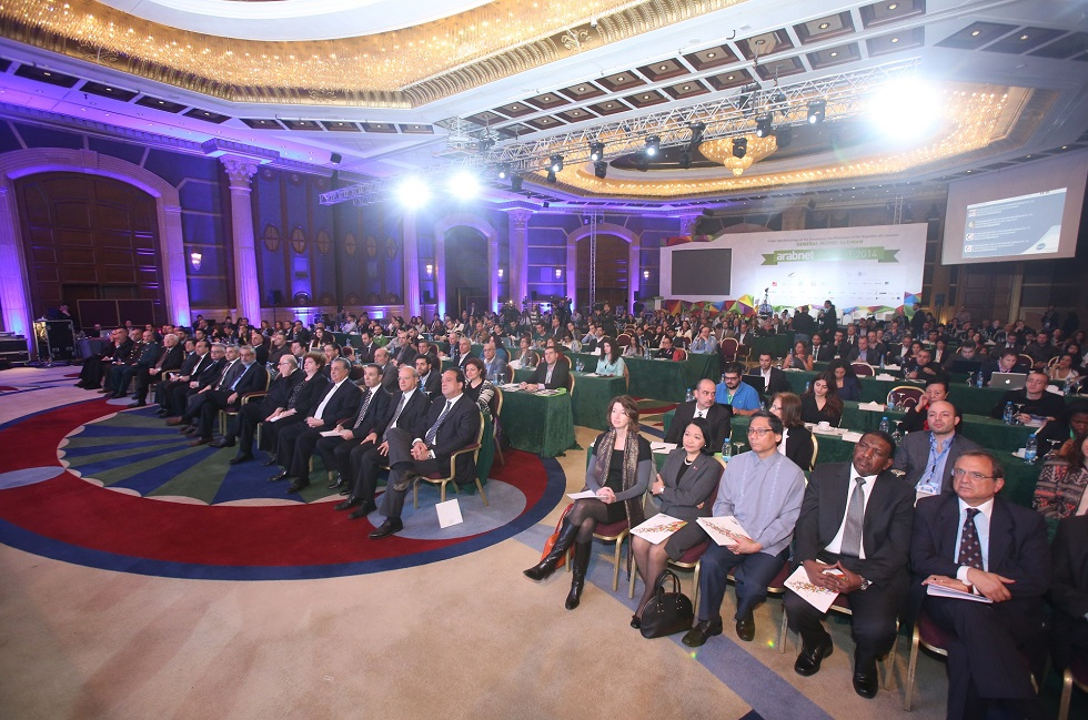 The ArabNet Beirut conference will attract 700 digital professionals and entrepreneurs for a three-day networking and e-learning event. (Photo by Natheer Halawani)