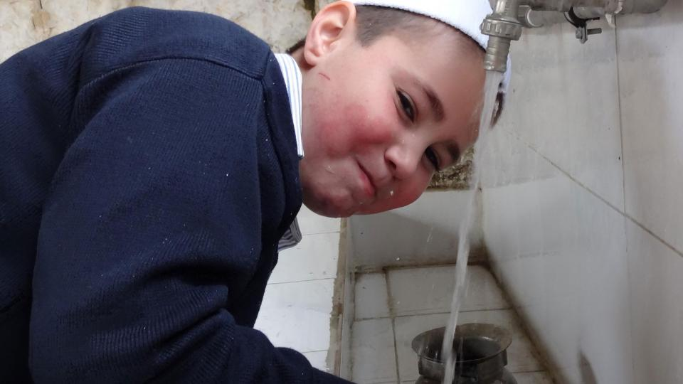 Rotary International is on a mission to raise $3 million to install water filtration systems in 1,200 Lebanese schools over the next three years. (Photo: Rotary.org)