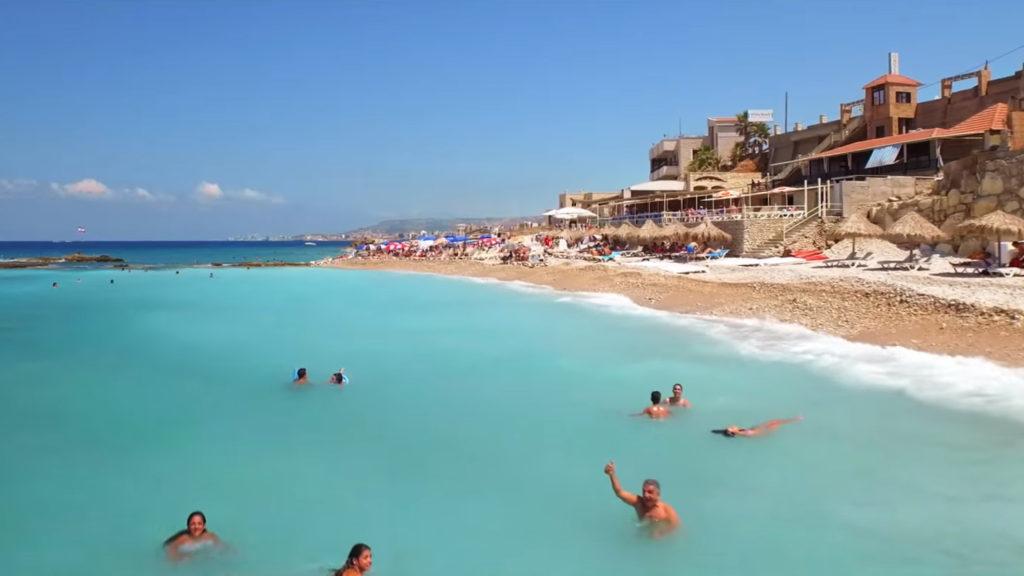 Lebanon beauty viral UNILAD Adventure FaceBook