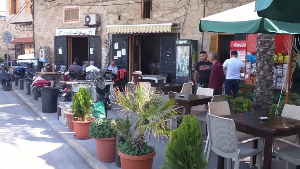 Tyre Lebanon street food sharwarma