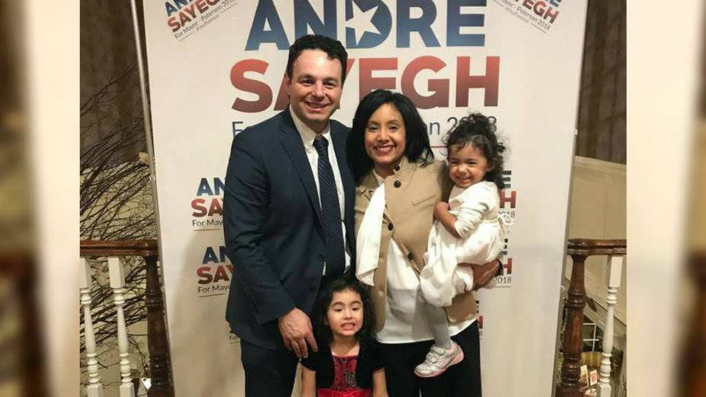 andre sayegh family