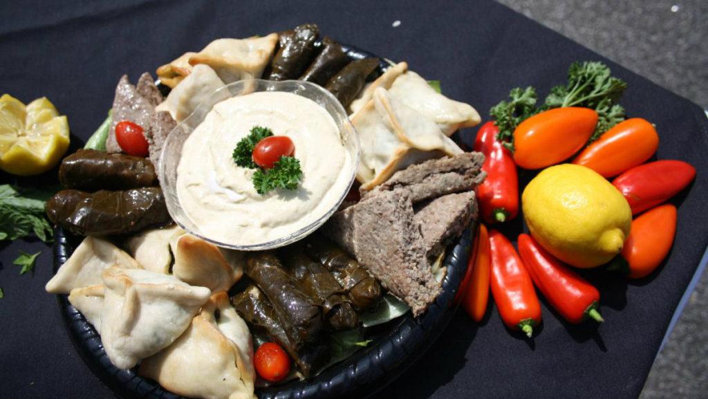 lebanese food festival va 2