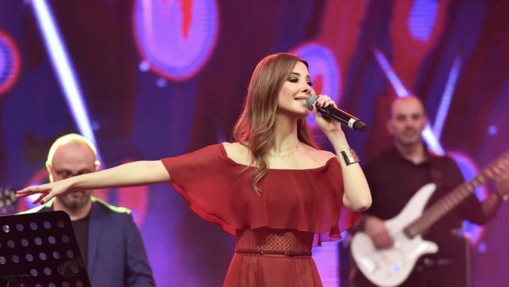 nancy ajram lebanese singer