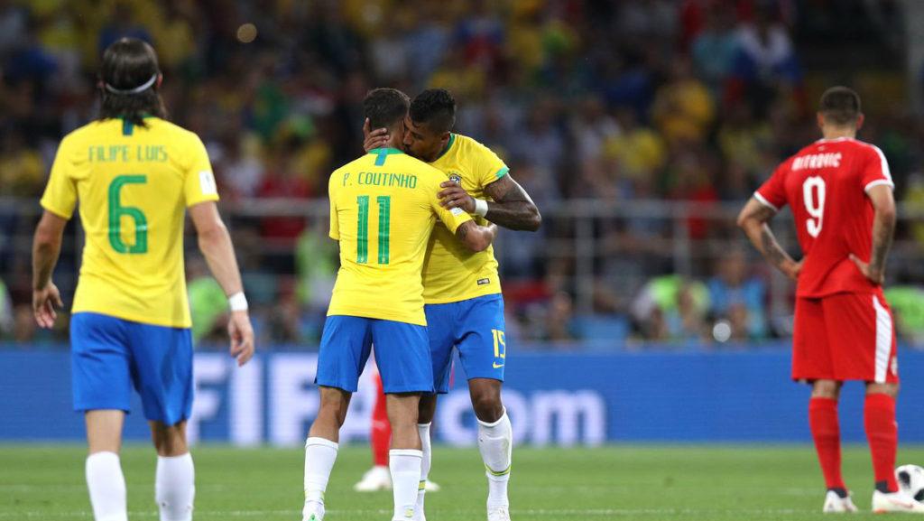 brazil supporter fight lebanon