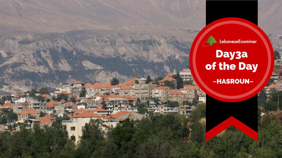 hasroun lebanon day3a of the day