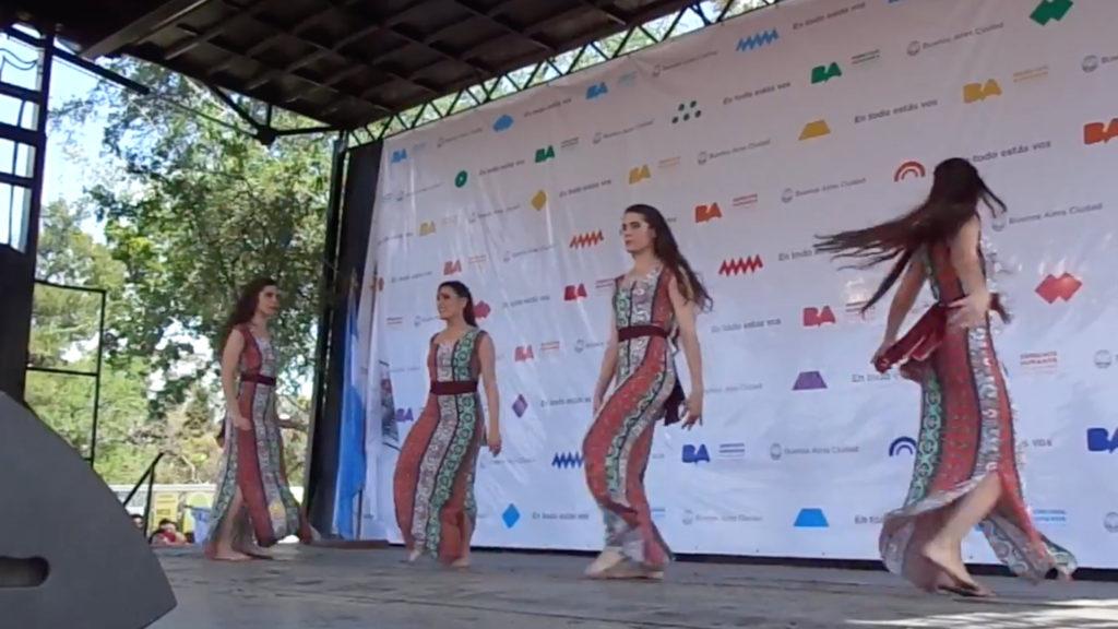 lebanese dancers argentina 1
