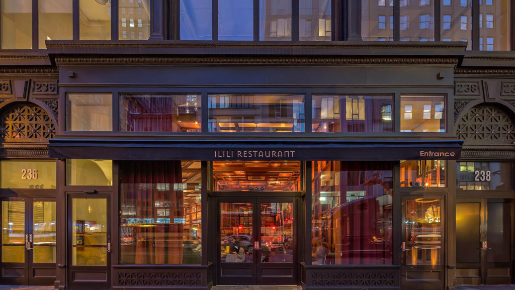 Ilili is located on 5th Avenue in New York City. (Facebook/ilili Restaurant)