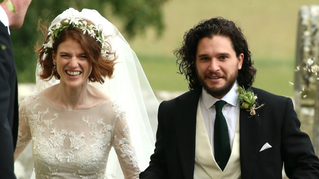 rose leslie wedding lebanese dress elie saab 1