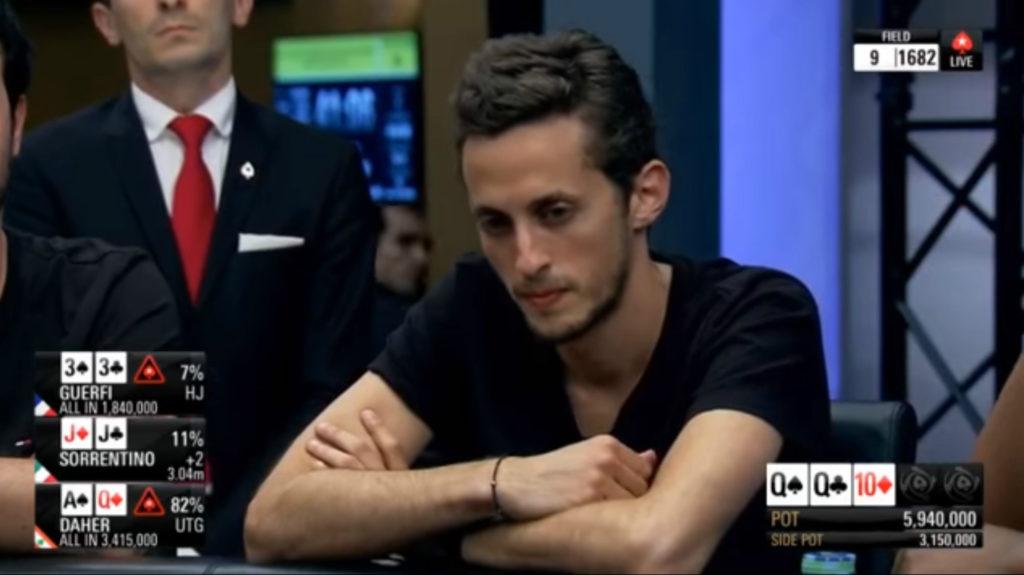 Albert Daher Lebanese poker Libnan casino