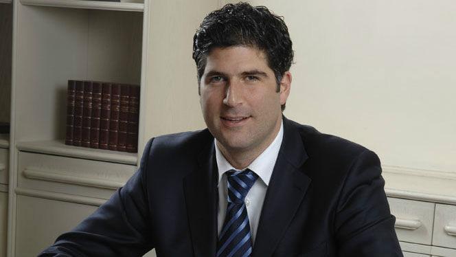 Antoun Sehnaoui Lebanese banker Société Générale de Banque au Liban SGBL