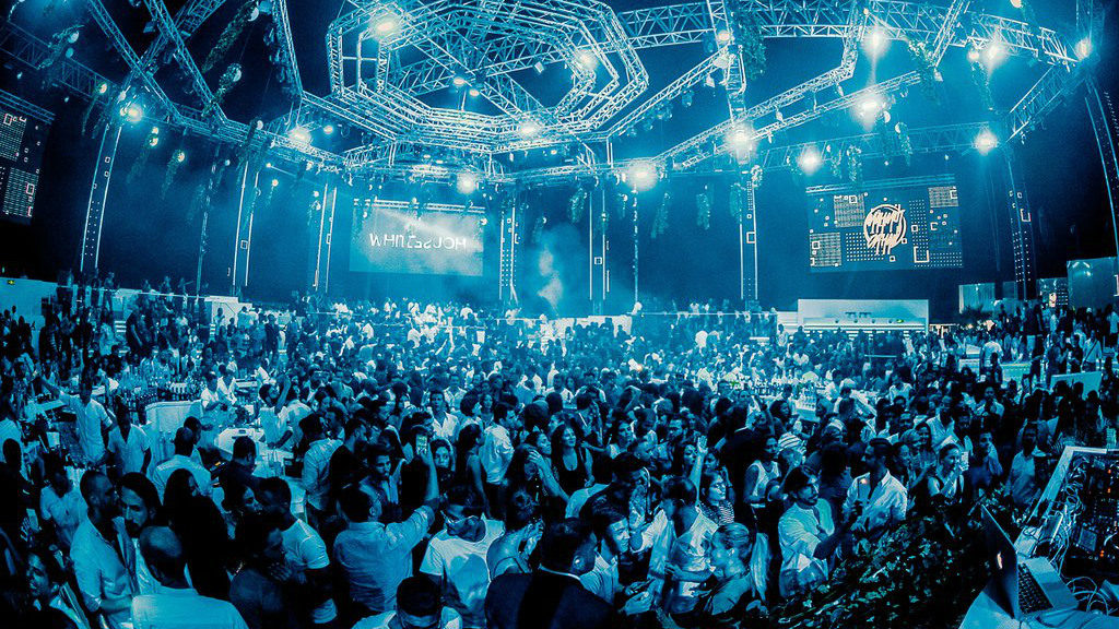 WHITE Dubai was listed as among the top nightclubs in the world. (WHITE Dubai)