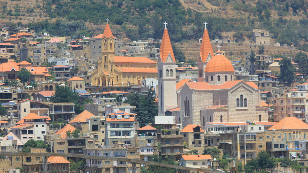 churches in lebanon