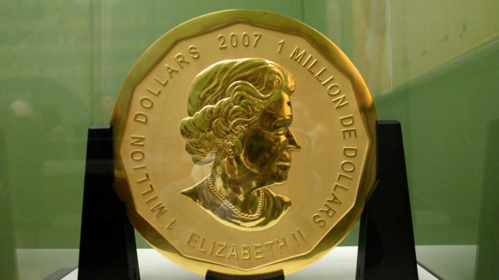 gold coin lebanese 1