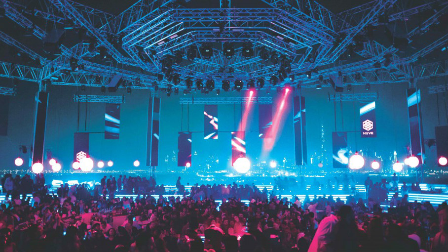 white dubai Rick Ross Beirut nightclub