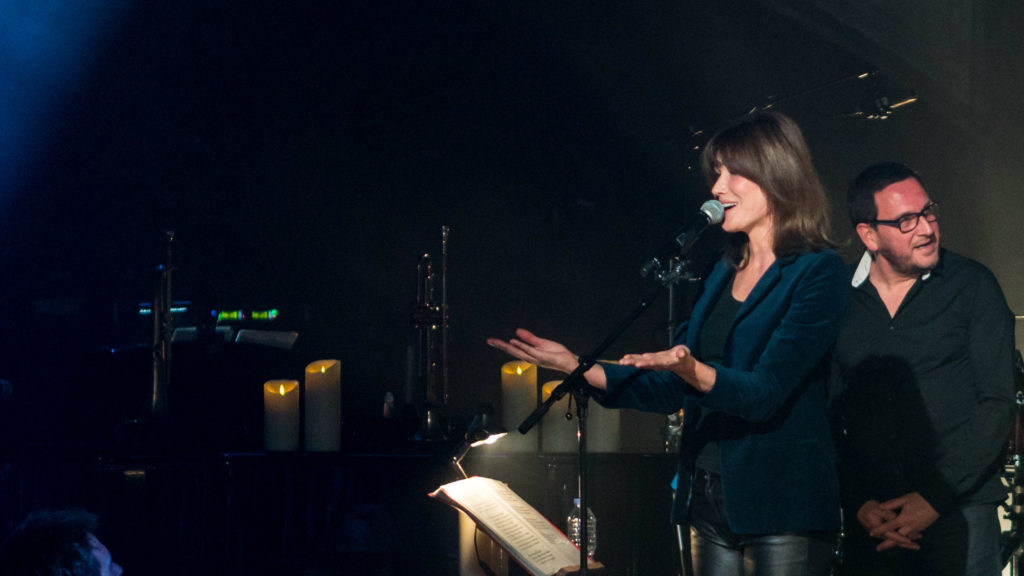 carla bruni singing in lebanon