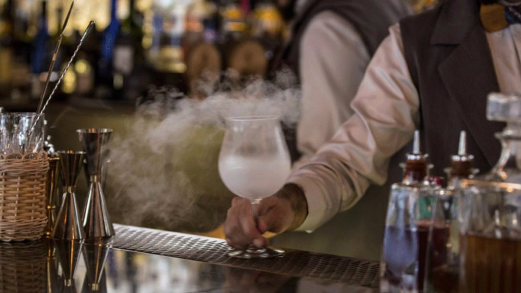 "The Central Station Boutique Bar is known for its ""ability to deliver some very creative drinks,"" according to the list. (Facebook/Central Station Boutique Bar)"