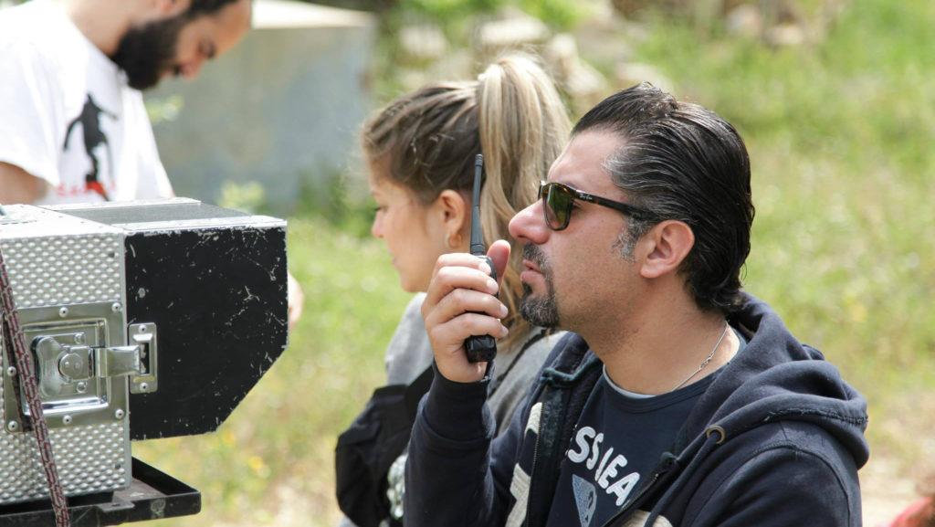Khalil Zaarour is an award-winning screenwriter and director. (Facebook/Nour)