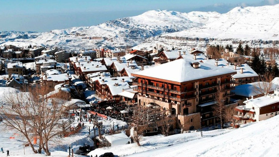 InterContinental Mzaar Mountain Resort & Spa 1