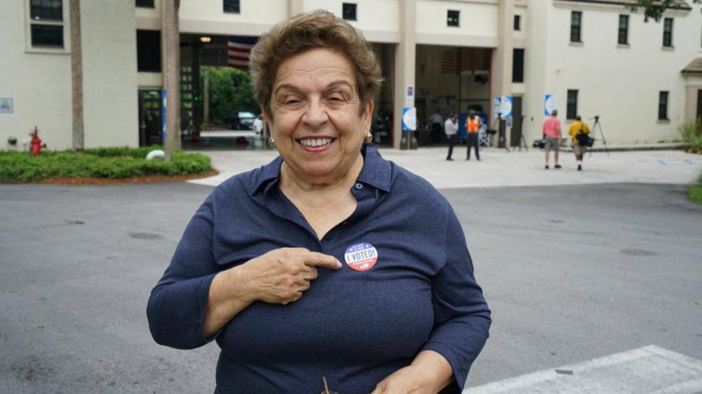 Donna Shalala is the second Lebanese American woman to be elected to U.S. Congress. (Facebook/Donna Shalala)